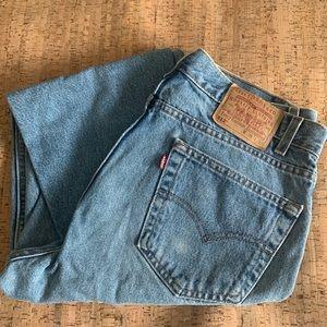 SOLD Men's Levi's Slim Fit Jeans